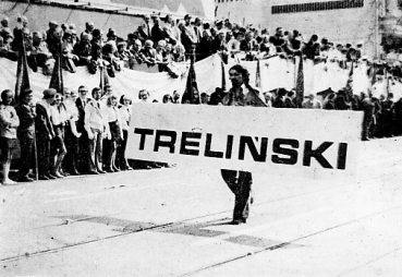Jerzy Treliński 1 maja d Zbliżenie